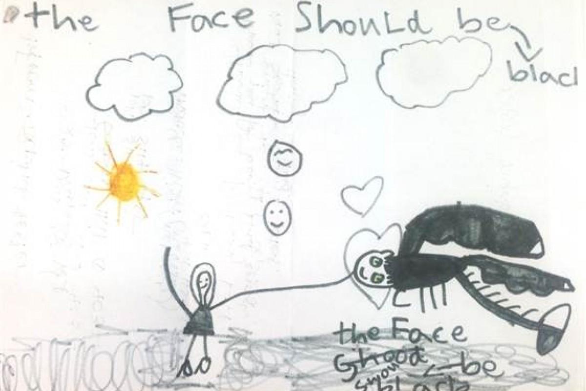Ένα 7χρονο κορίτσι ζήτησε ένα δράκο για κατοικίδιο και… της τον έφτιαξαν!