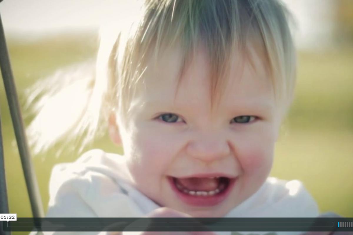 Ένας μπαμπάς δημιουργεί το πιο γλυκό βίντεο για την κόρη του