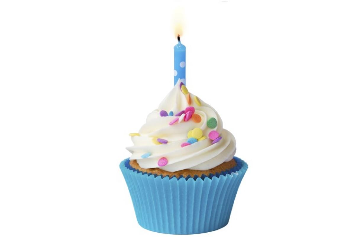 Τα πρώτα σου γενέθλια!