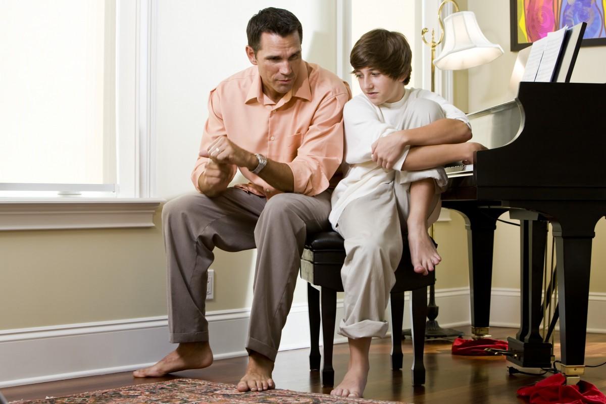 7 λάθη με τα οποία οι γονείς εμποδίζουν τα παιδιά τους από το να γίνουν οι καλύτεροι