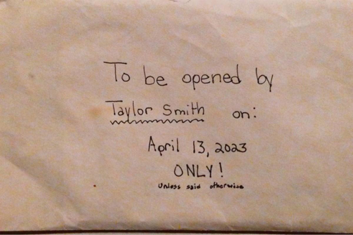 Το γράμμα που έγραψε μια 12χρονη στον μελλοντικό εαυτό της λίγο πριν φύγει από τη ζωή