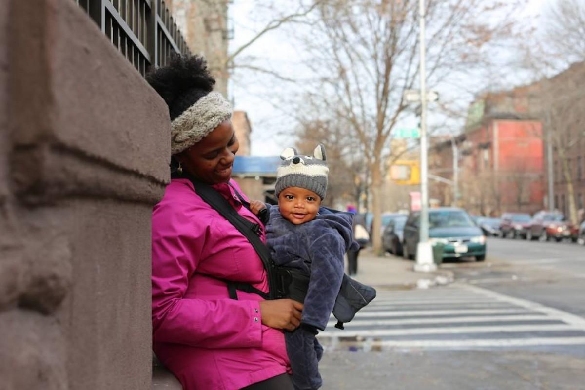 Οι άνθρωποι της Νέας Υόρκης φωτογραφίζονται