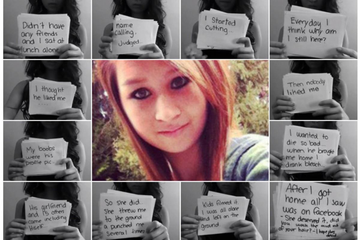 Amanda Todd: όταν ένα εφηβικό λάθος οδηγεί στην αυτοκτονία