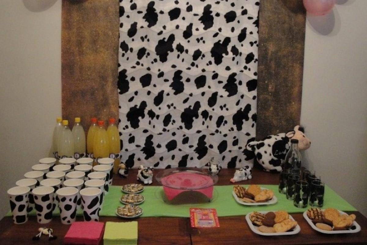 Το πάρτι για τα πρώτα γενέθλια της Ρεβέκκας