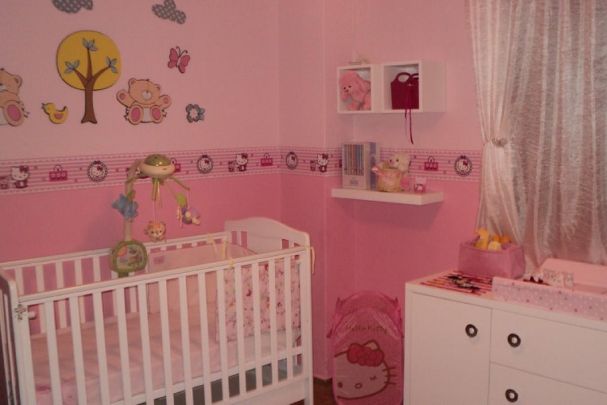 Το δωμάτιο μιας μικρής πριγκίπισσας