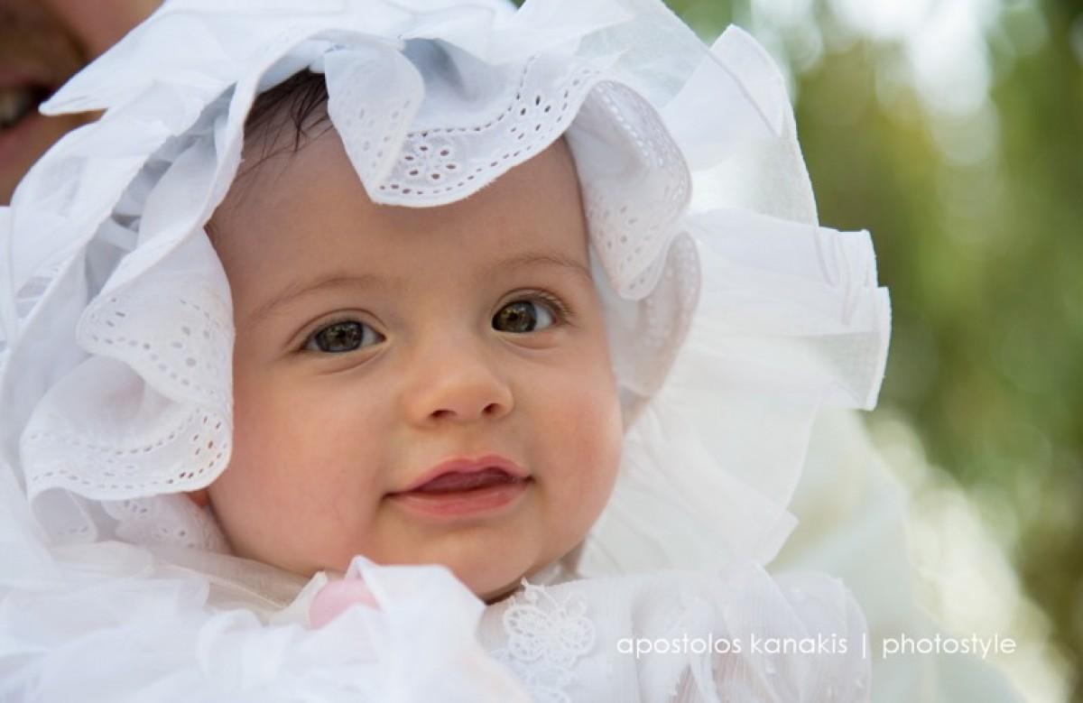 Η βάπτιση της Δέσποινας-Μαρίας!