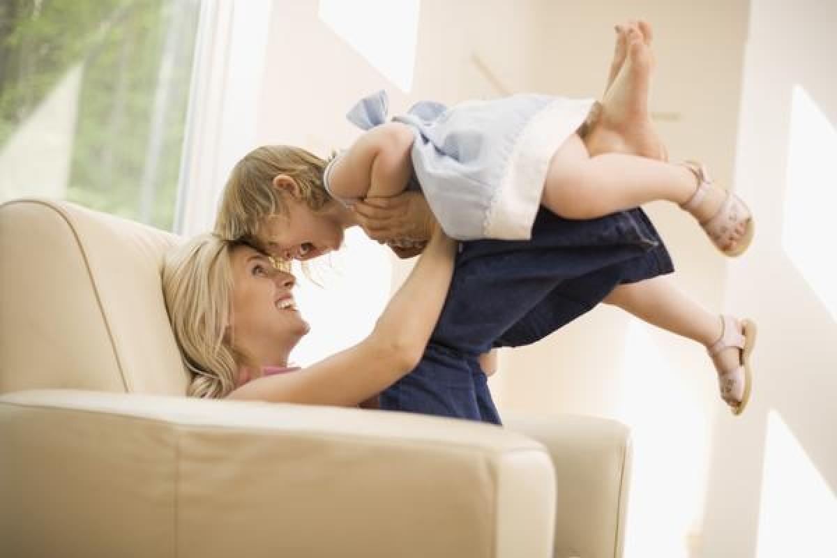 Η τέλεια μαμά