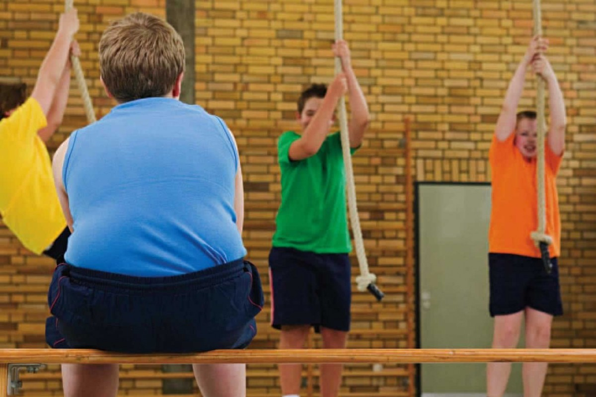 Η παχυσαρκία μπορεί να ξεκινήσει από το νηπιαγωγείο