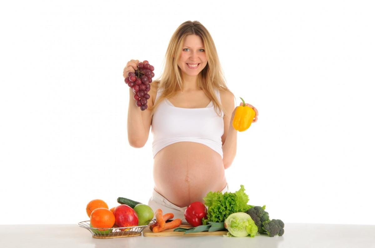 Ισορροπημένη διατροφή και εγκυμοσύνη