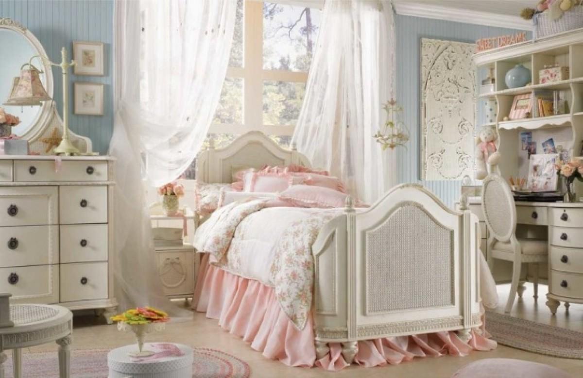 5 στιλ για το κοριτσίστικο, εφηβικό δωμάτιο!