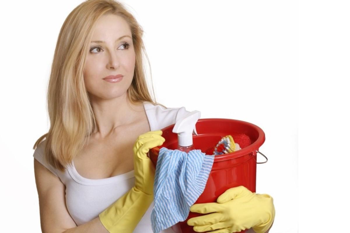 Μαλώνουμε συνέχεια για την… καθαριότητα του σπιτιού!