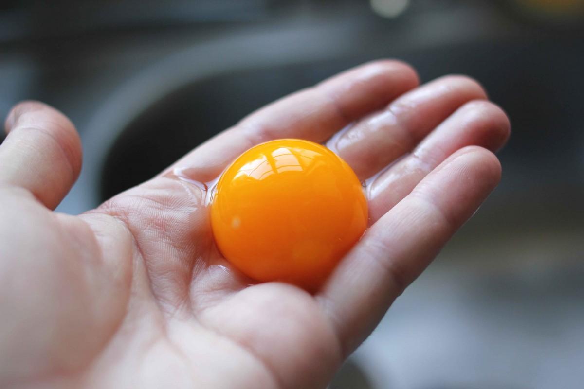 Έμεινε έγκυος χάρη στον κρόκο του αβγού!