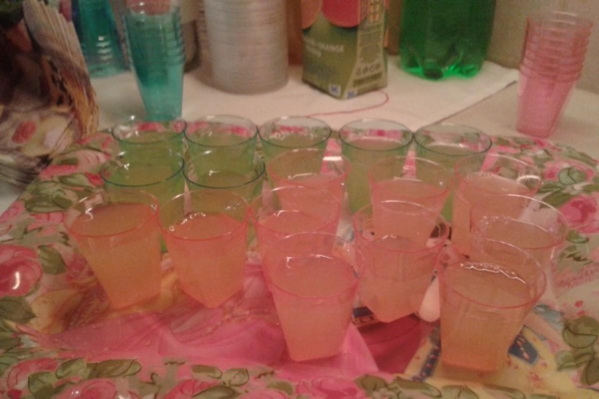 Το πάρτι της Κωνσταντίνας με θέμα τα cupcakes