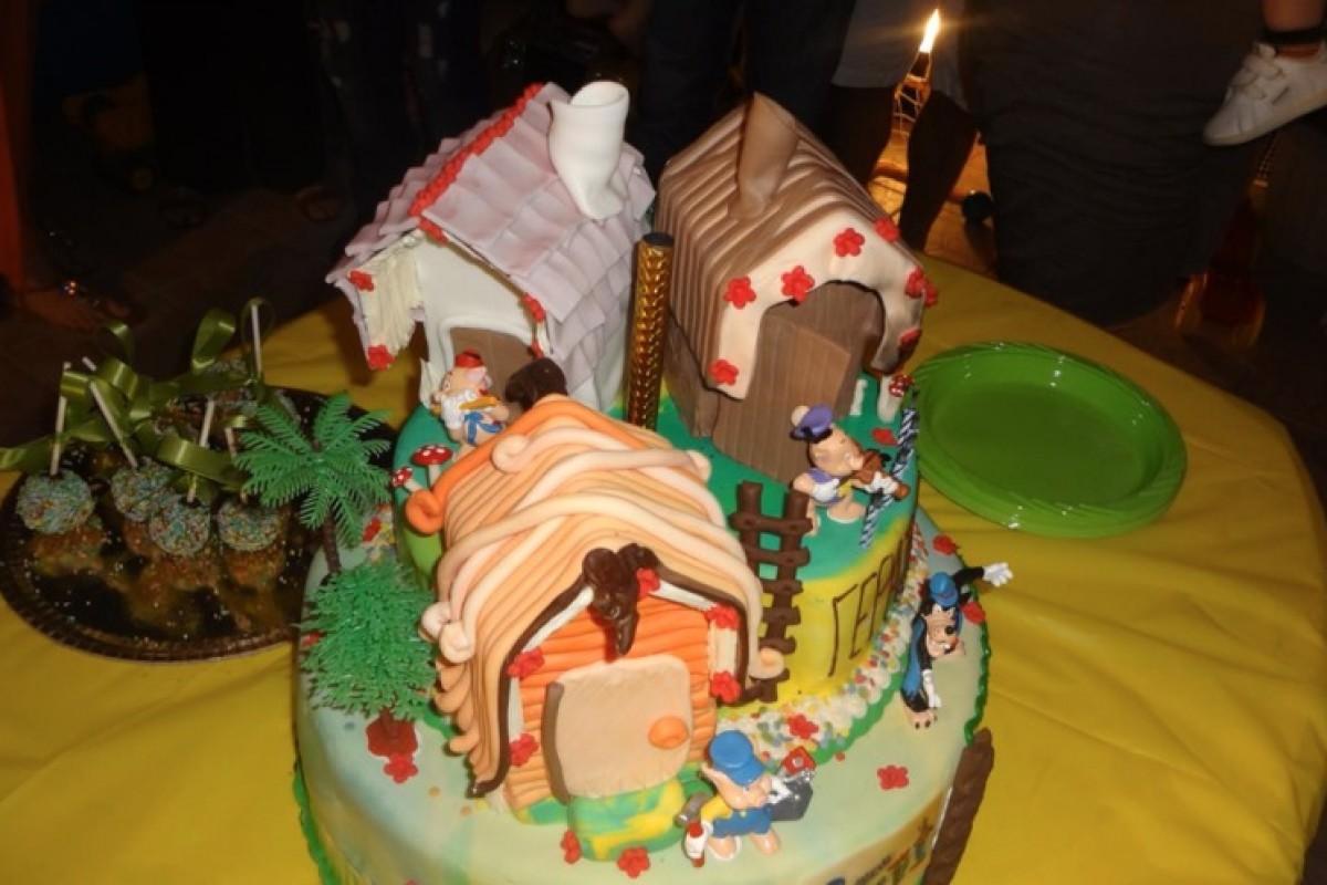 Το πάρτι για τα 5α γενέθλια του Γεράσιμου!