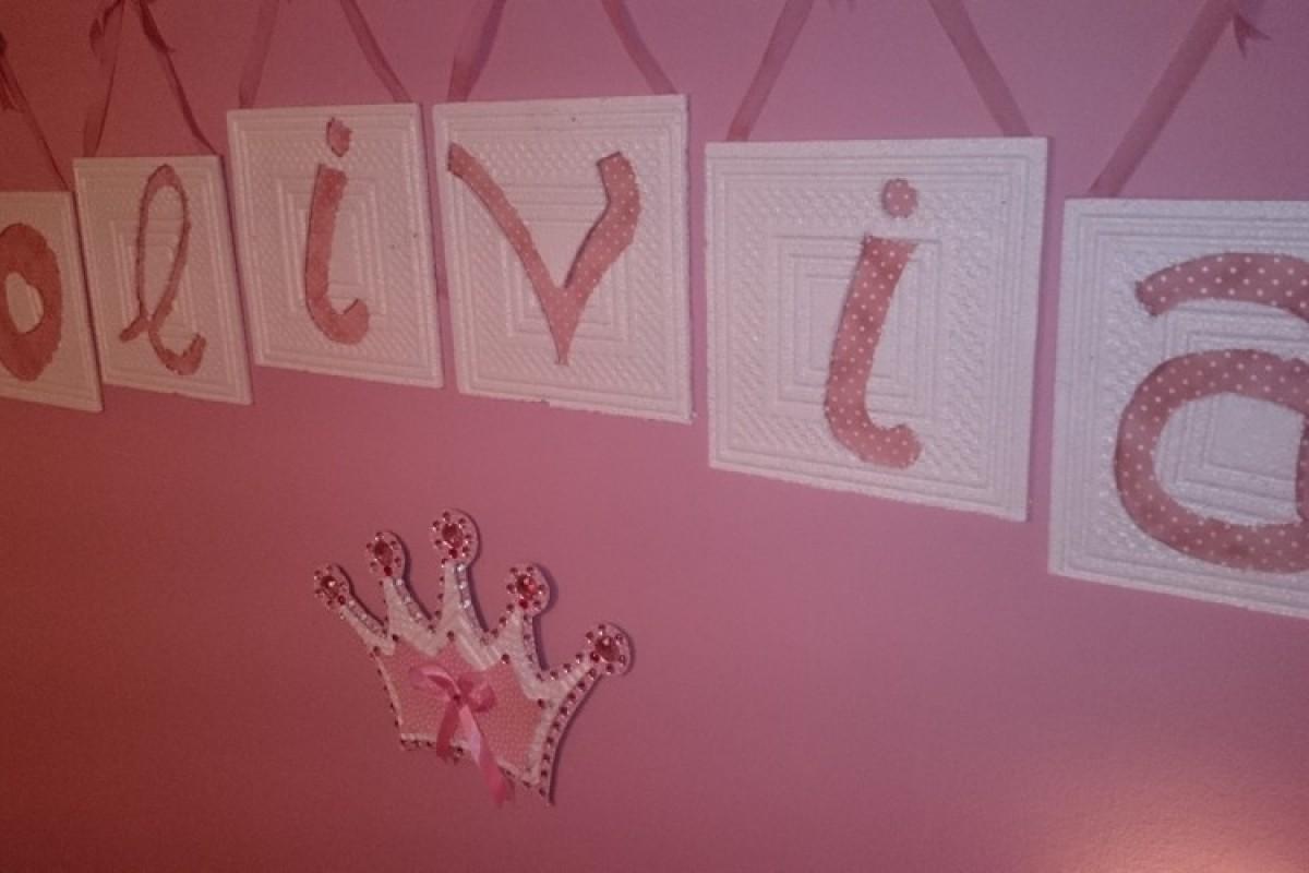 Το δωμάτιο της μικρής Ολίβιας