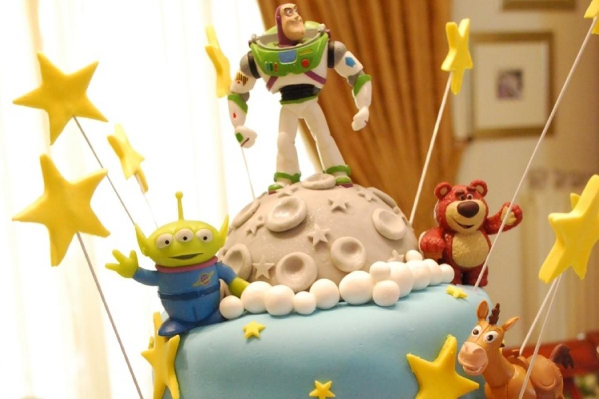 Το πάρτι του Μιχάλη με θέμα το Toy story!