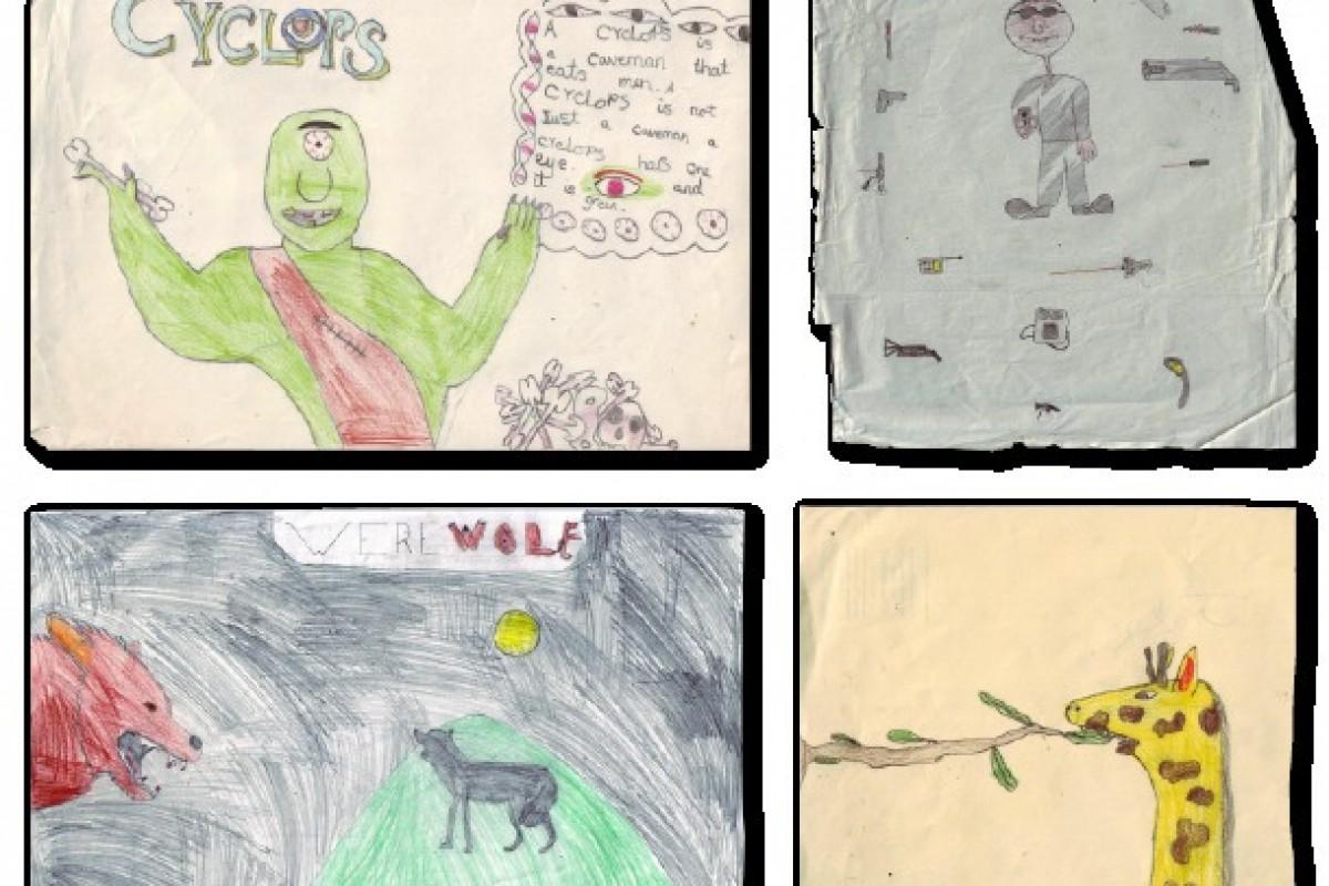 Η εντυπωσιακή εξέλιξη ενός καλλιτέχνη από τα 2 του χρόνια ως τα 24