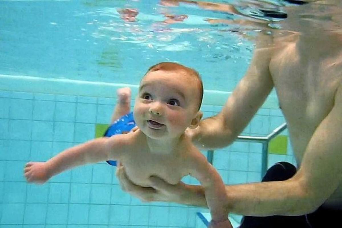 Μήπως δεν γεννηθήκαμε κολυμβητές;