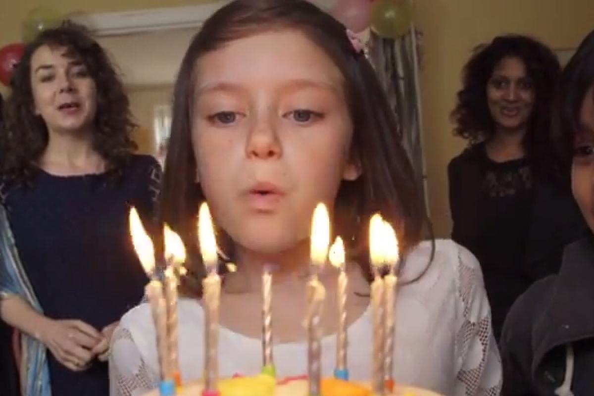 Αυτό κάνει ο πόλεμος στα παιδιά – συγκλονιστικό βίντεο!