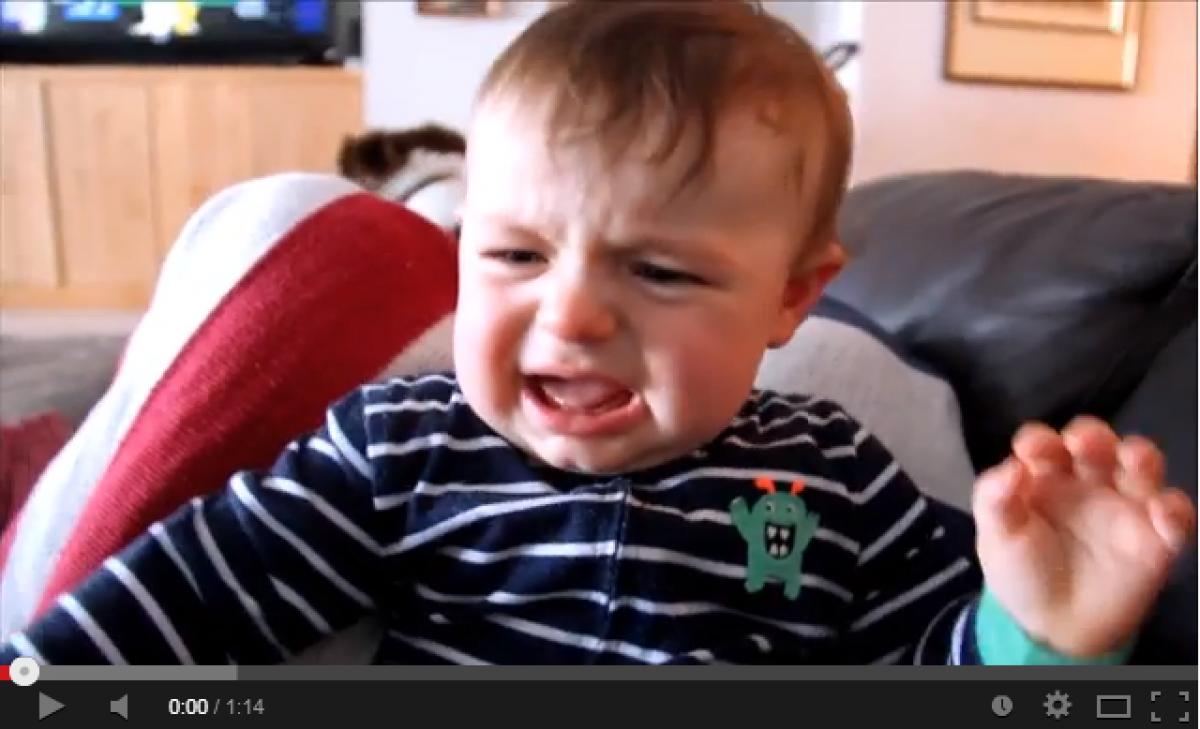 Πώς να κάνετε ένα μωρό που κλαίει να σωπάσει