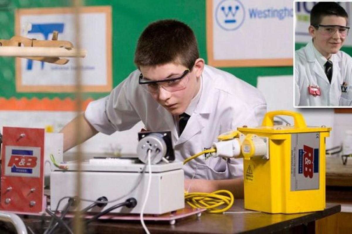 Μαθητής γυμνασίου φτιάχνει πυρηνικό αντιδραστήρα