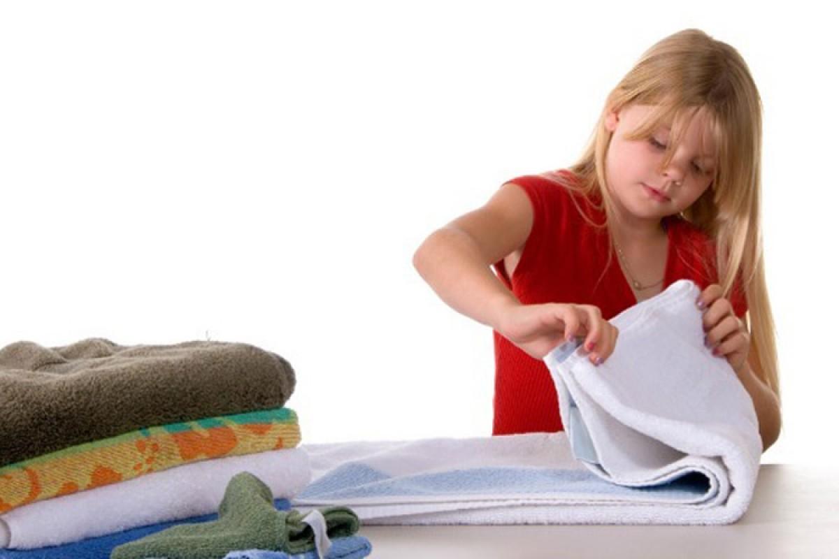Τί δουλειές μπορεί να κάνει κάθε παιδί σε κάθε ηλικία