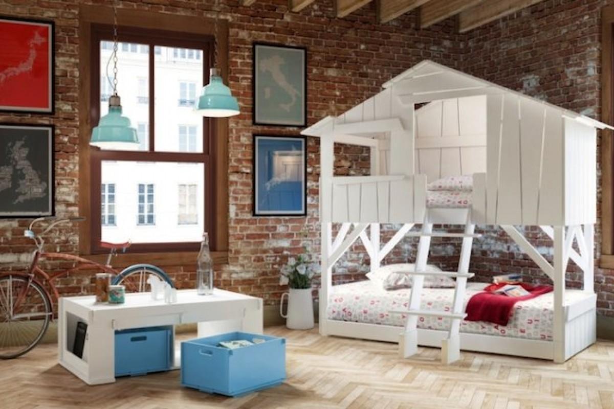 Ονειρεμένες παιδικές κρεβατοκάμαρες