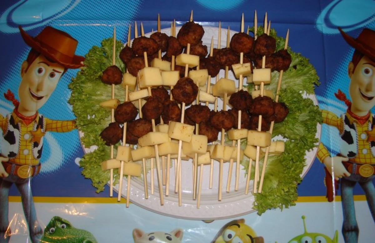 Το πάρτι του Βασίλη με θέμα Toy Story!
