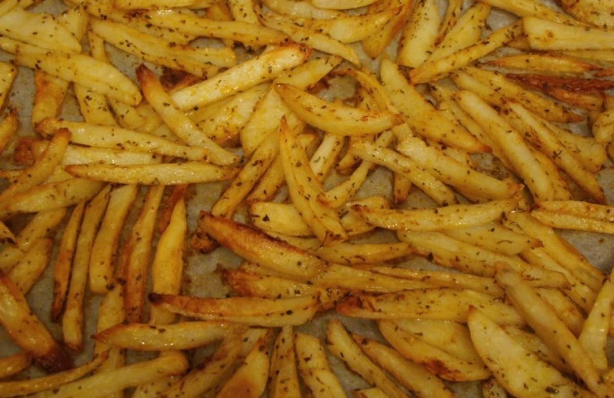 Πατάτες… σαν τηγανιτές!