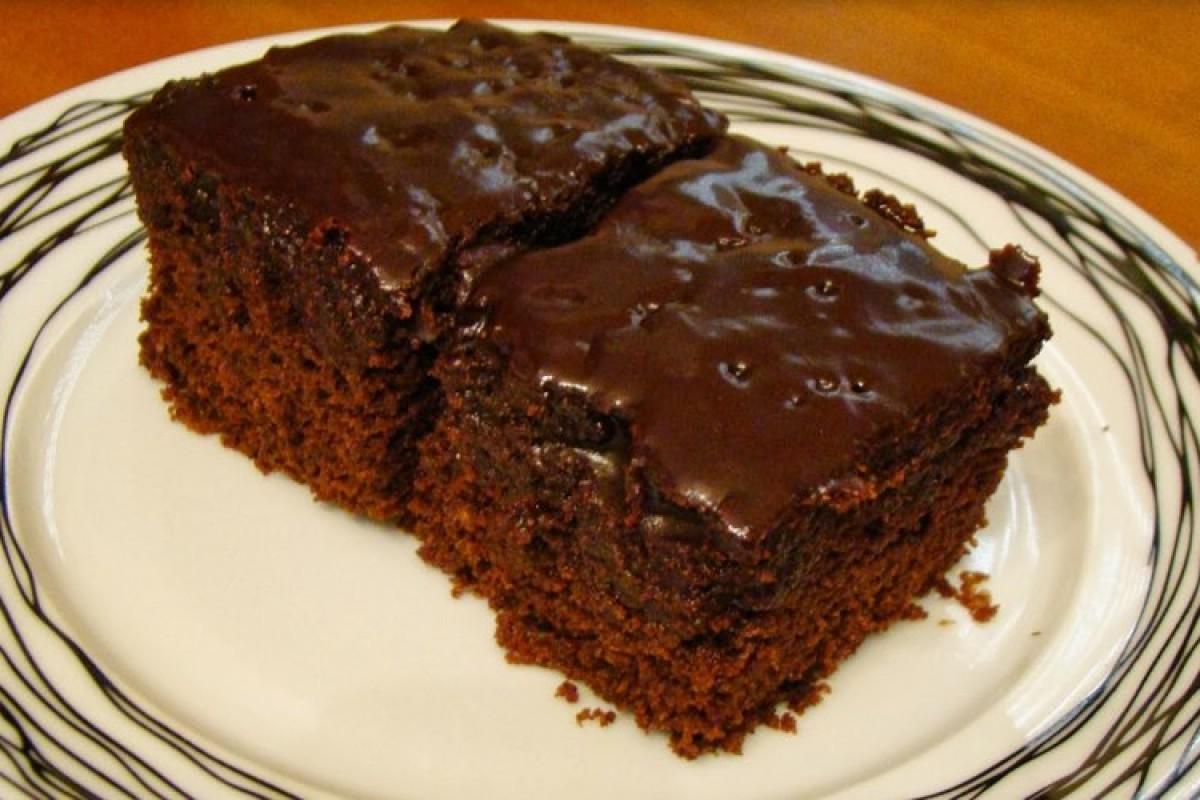 Η σοκολατόπιτα της Αναστασίας