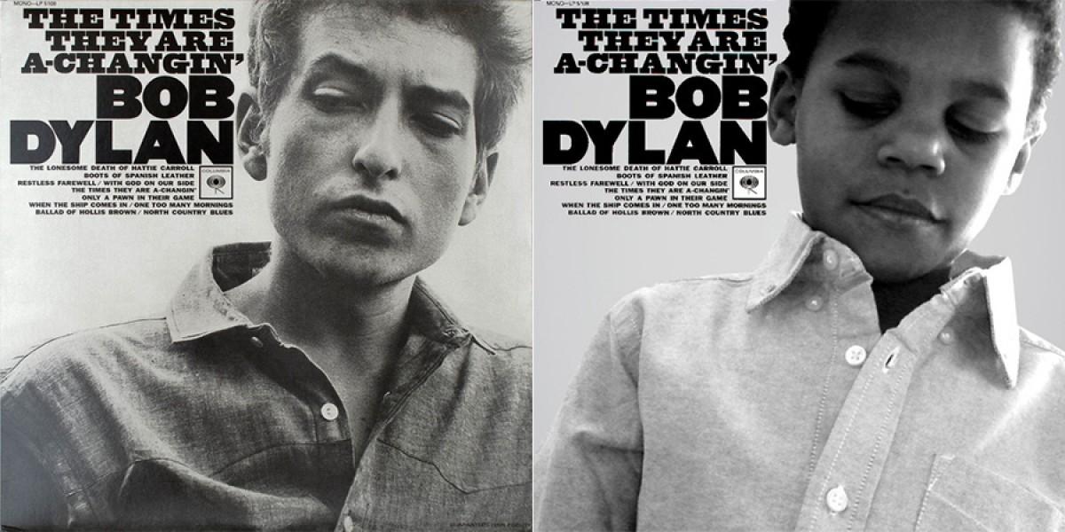 Δυο αδέλφια γίνονται εξώφυλλο στα αγαπημένα μουσικά άλμπουμ του πατέρα τους