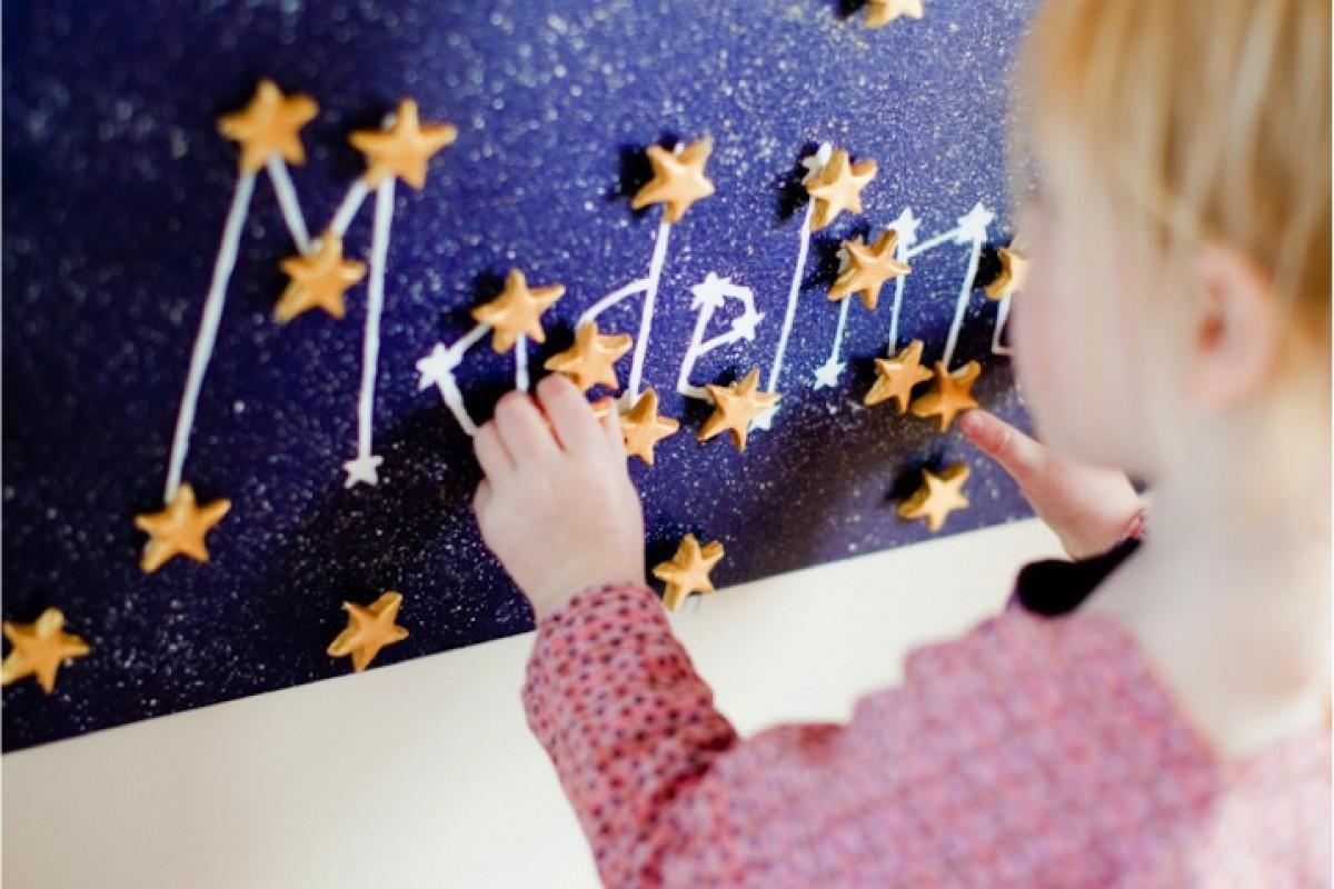 Φτιάξε και συ έναν πίνακα όπου κάθε επιβράβευση είναι ένα φωτεινό αστέρι