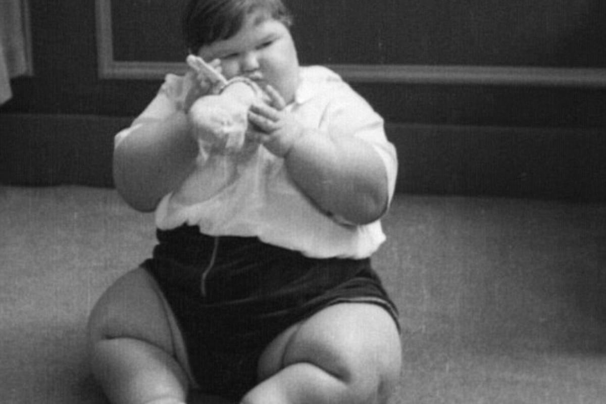 Το μωρό που ζύγιζε 60 κιλά