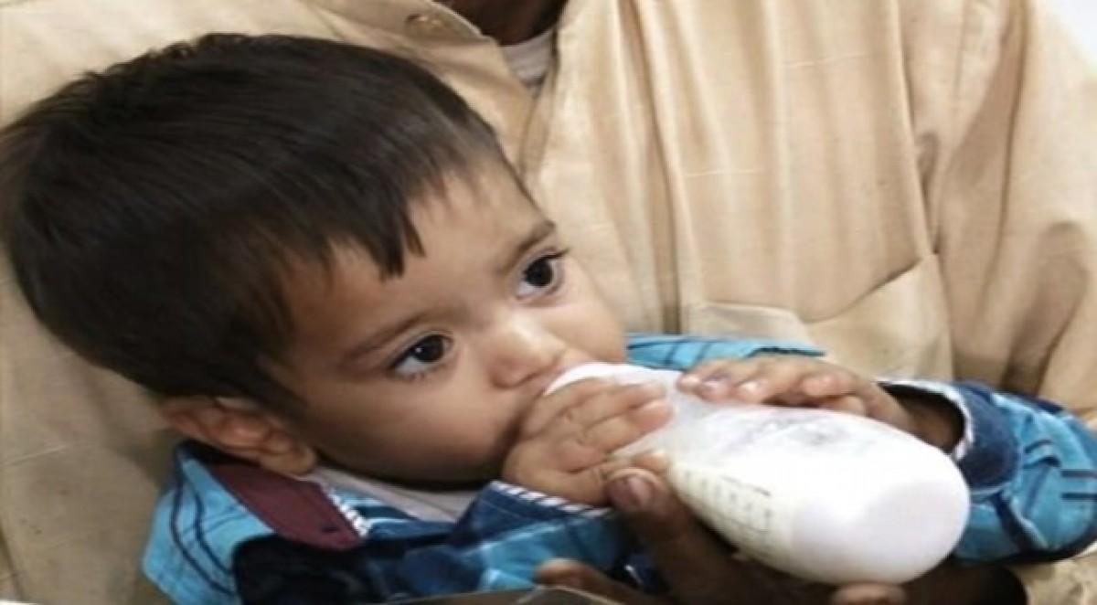 Ένα μωρό 9 μηνών κατηγορήθηκε για απόπειρα ανθρωποκτονίας