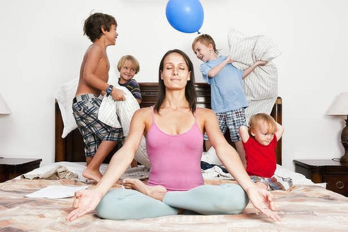 Οι 5 καλύτερες στάσεις στη γιόγκα για εγκύους