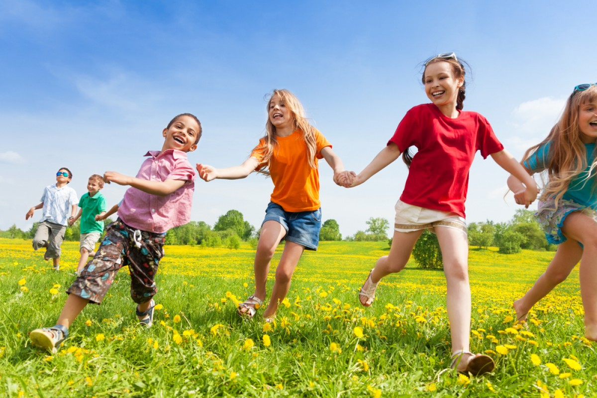 10 μαθήματα ζωής που μας δίνουν τα παιδιά μας