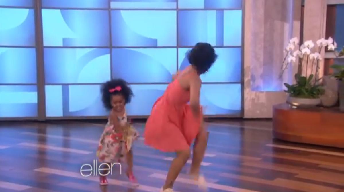 Το τρίχρονο αστεράκι του χορού ξαναχτυπά!