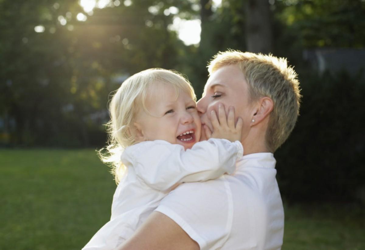 Χωρισμένη; Δεν επηρεάζει την ευτυχία του παιδιού σου