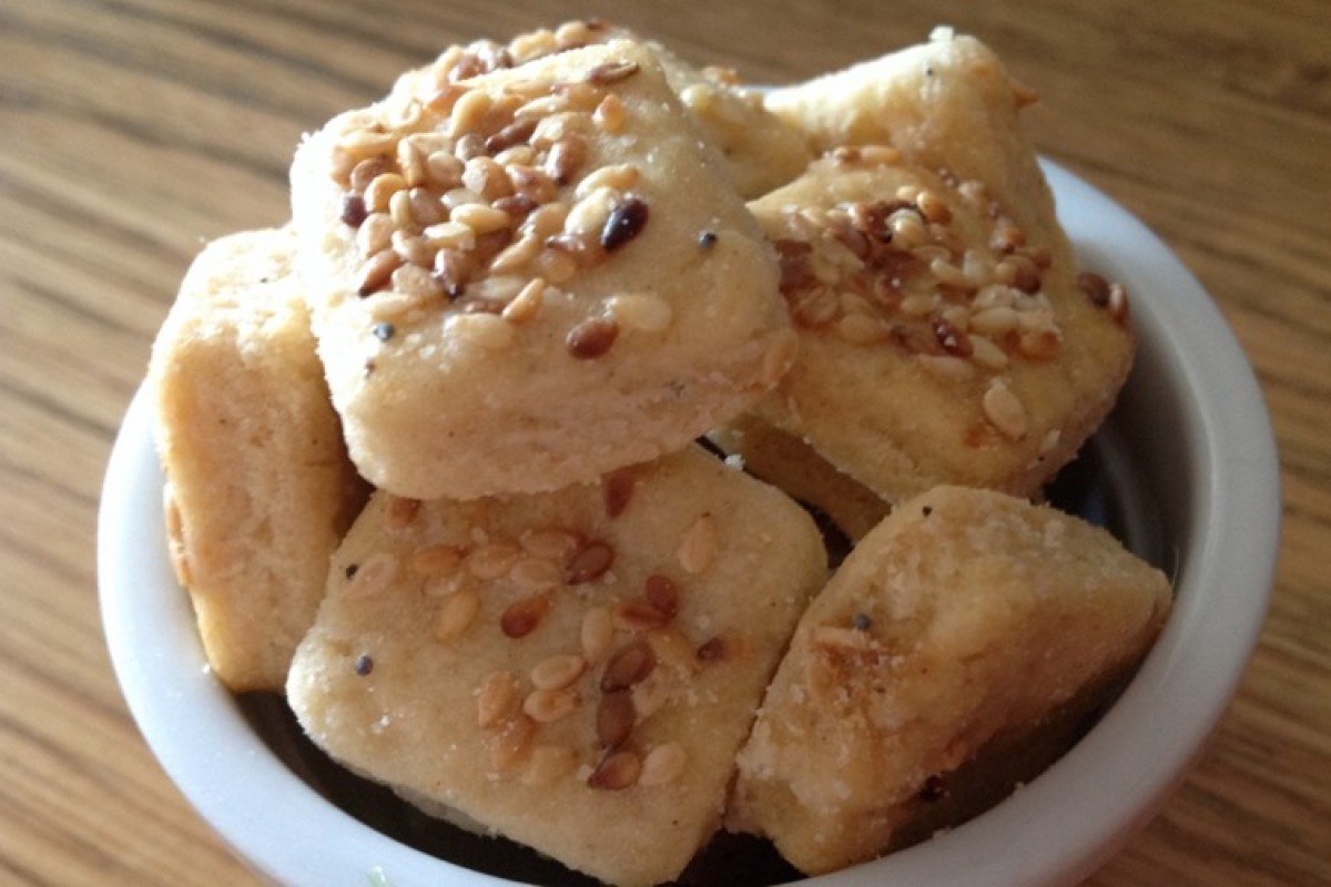 Ονειρεμένα μπισκότα τυριού