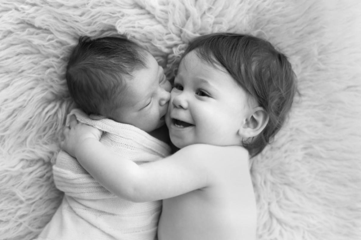 Η διαφορά στην γέννηση των δυο αγγέλων μου!