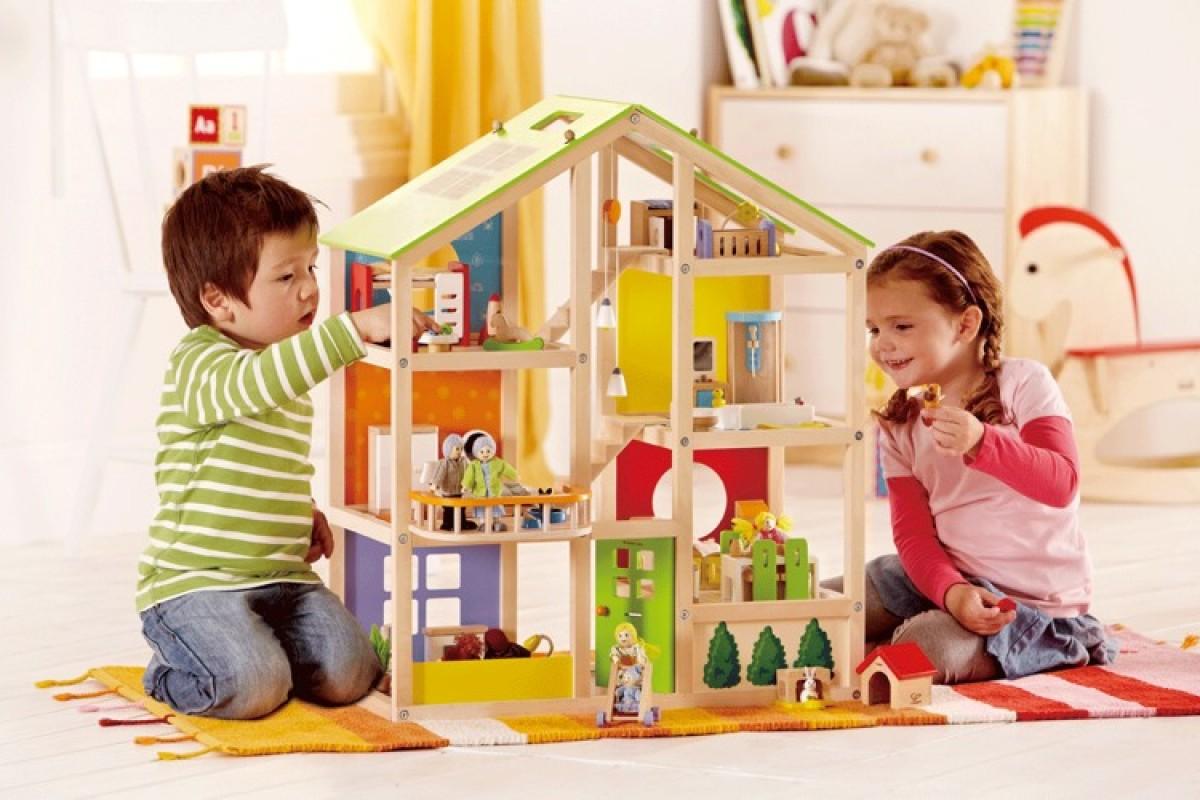 Hape: τα παιχνίδια που λατρεύουν παιδιά και γονείς!