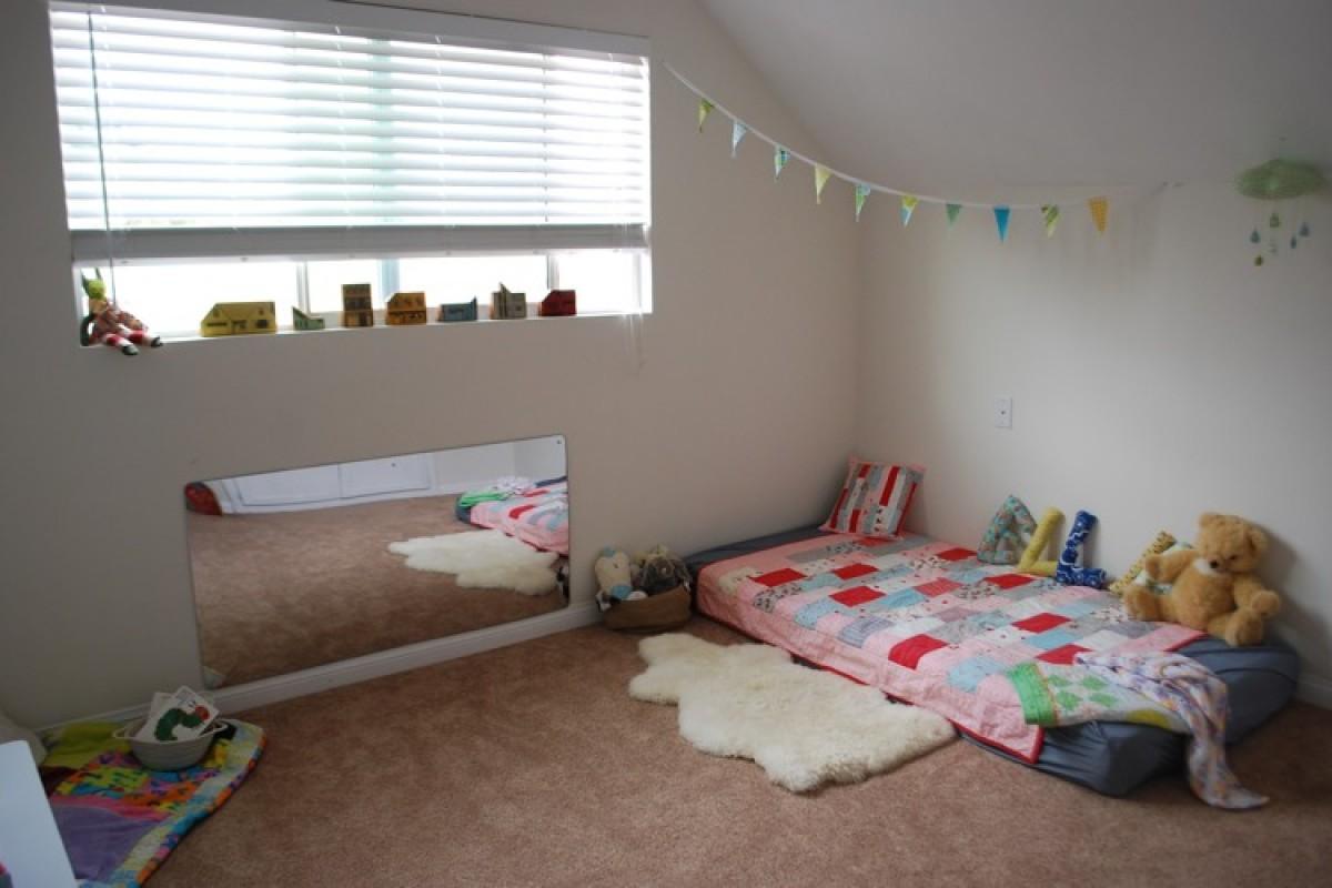 Γιατί έφτιαξα για τον γιο μου ένα δωμάτιο Μοντεσσόρι!