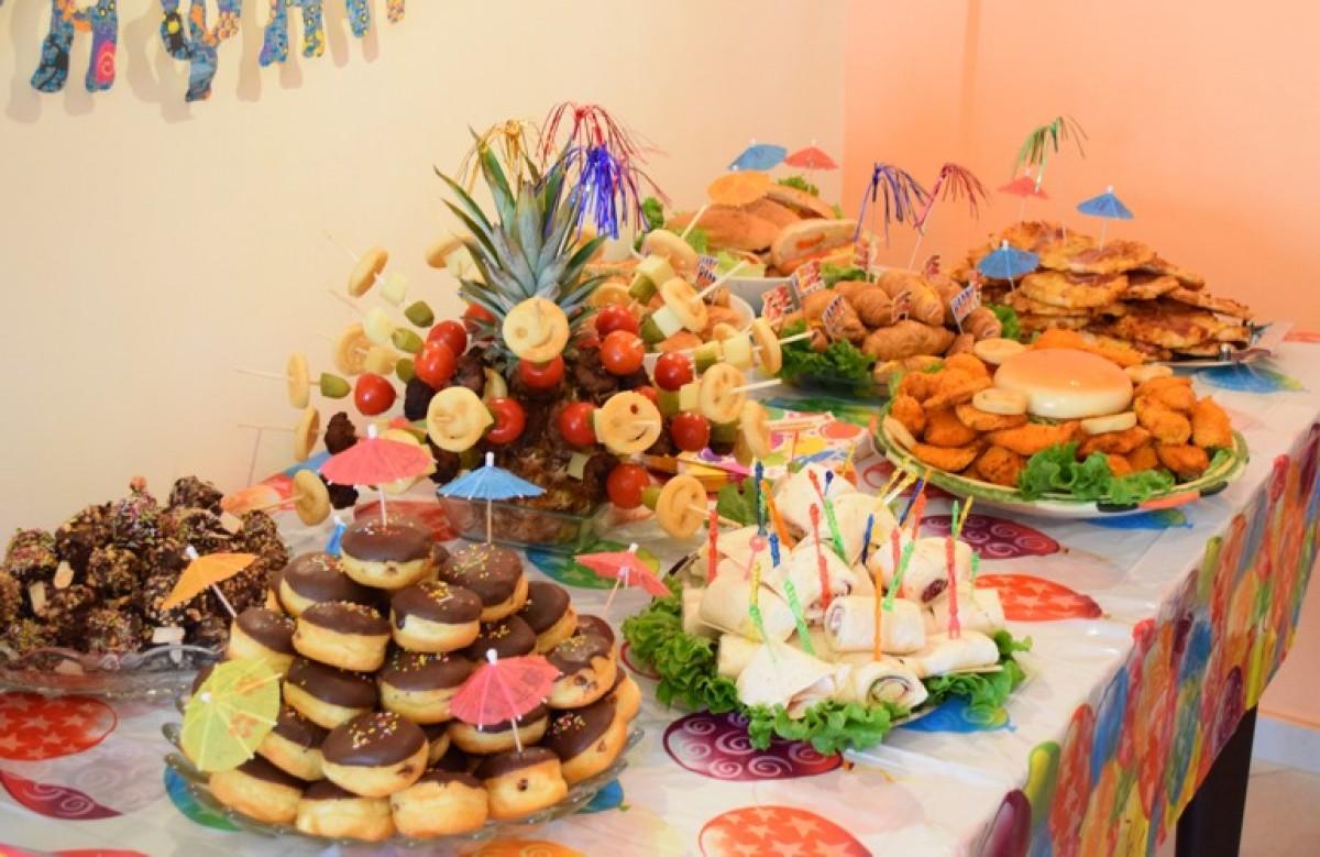 Το πάρτι για τα πρώτα γενέθλια του Ραφαήλ
