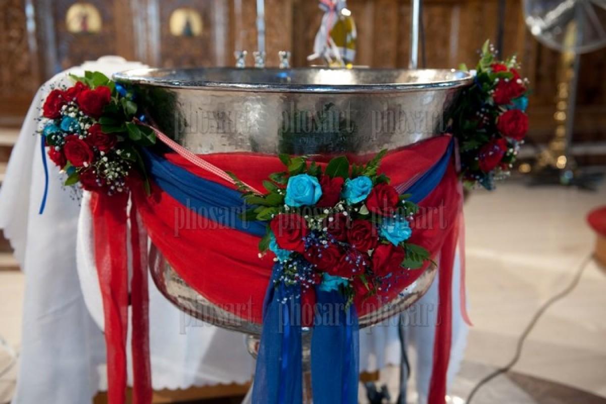 Η βάπτιση του Κωνσταντίνου