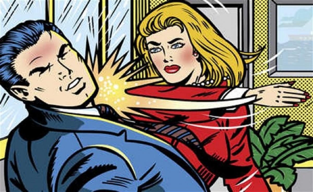 Βίαια ζευγάρια: Σοκ και Δέος!