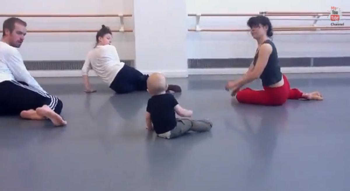 Ο μικρότερος χορογράφος του κόσμου!