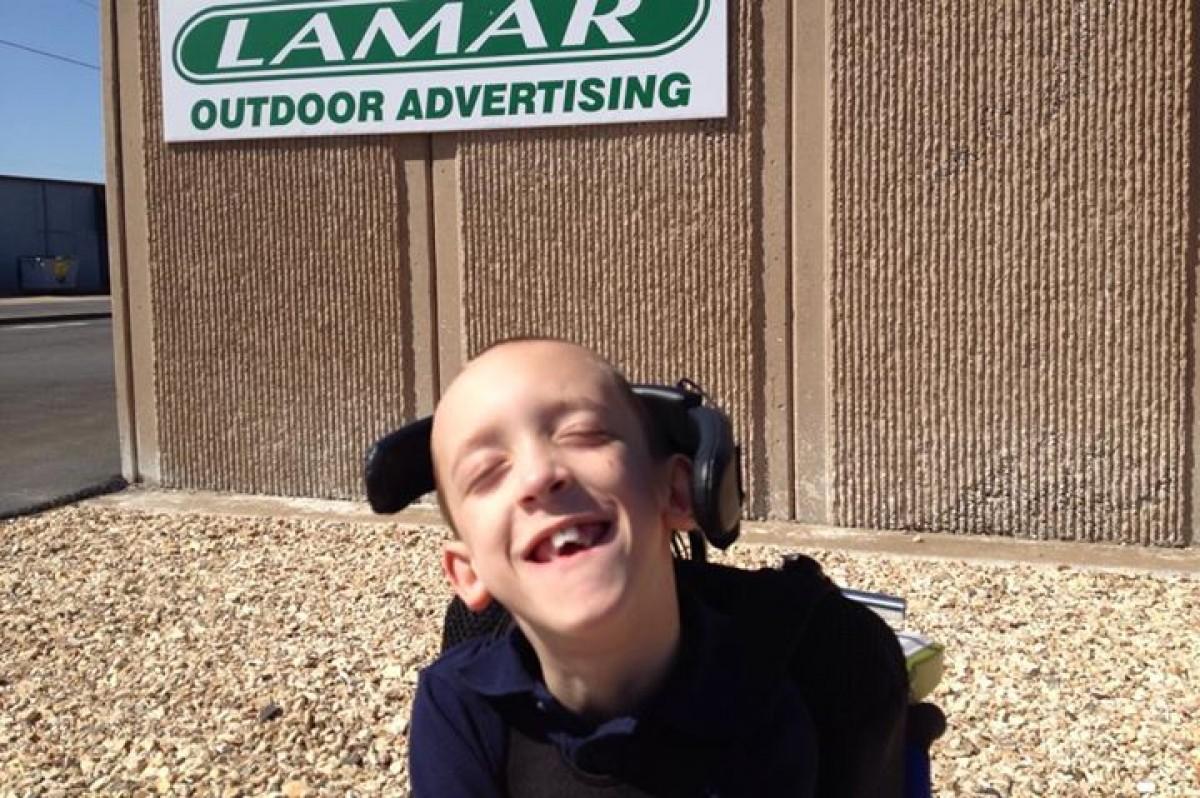 Ένας 10χρονος επιχειρηματίας με εγκεφαλική παράλυση κάνει τη διαφορά