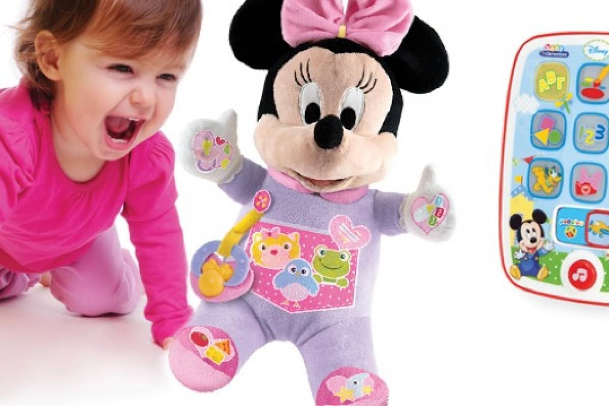 Baby Clementoni: Ανακαλύψτε τη χαρά του παιχνιδιού μαζί με το μωρό σας!