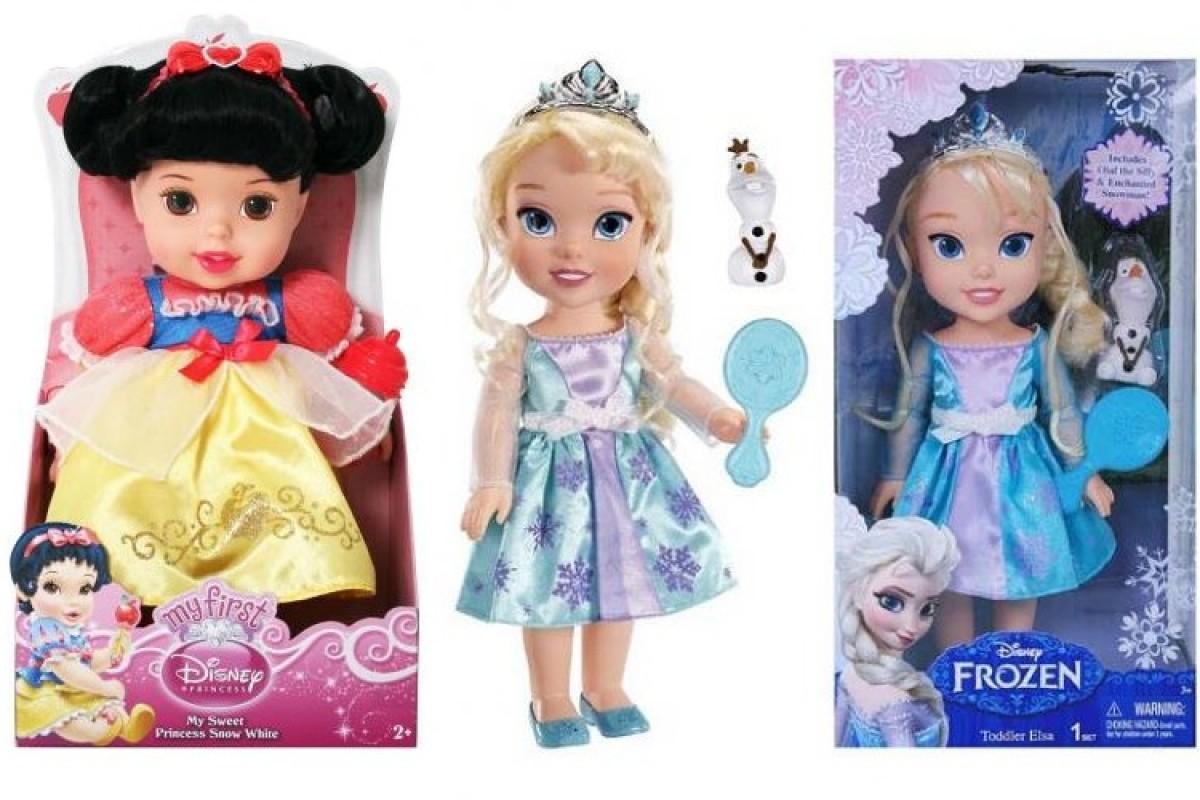 Η πρώτη της πριγκίπισσα της Disney!