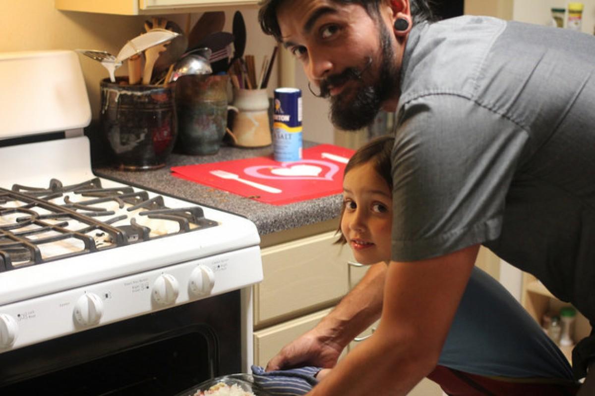 19 φωτογραφίες μας δείχνουν τα πόσα κάνουν οι μπαμπάδες